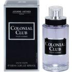 Jeanne Arthes Colonial Club eau de toilette férfiaknak 100 ml