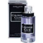 Jeanne Arthes Colonial Club eau de toilette per uomo 100 ml