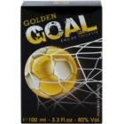 Jeanne Arthes Golden Goal Eau de Toilette für Herren 100 ml