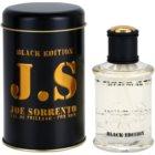 Jeanne Arthes J.S. Joe Sorrento Black Edition eau de toilette pour homme 100 ml