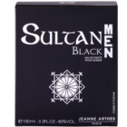 Jeanne Arthes Sultane Men Black toaletna voda za moške 100 ml