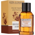 Jeanne en Provence Olive Wood & Juniper Eau de Toilette für Herren 100 ml