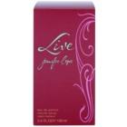 Jennifer Lopez Live eau de parfum pour femme 100 ml