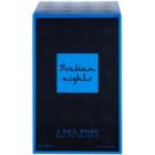 Jesus Del Pozo Arabian Nights eau de toilette pour homme 100 ml