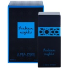 Jesus Del Pozo Arabian Nights Eau de Toilette for Men 100 ml