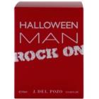 Jesus Del Pozo Halloween Man Rock On Eau de Toilette voor Mannen 75 ml