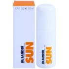 Jil Sander Sun deodorant roll-on pentru femei 50 ml