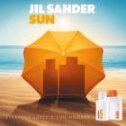 Jil Sander Sun Eau de Toilette para mulheres 75 ml