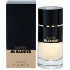 Jil Sander Simply eau de parfum pour femme 60 ml