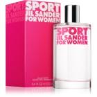 Jil Sander Sport for Women Eau de Toilette para mulheres 100 ml