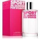 Jil Sander Sport for Women eau de toilette pentru femei 100 ml