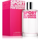 Jil Sander Sport for Women eau de toilette per donna 100 ml