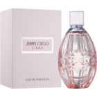 Jimmy Choo L'Eau eau de toilette per donna 90 ml