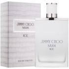 Jimmy Choo Ice eau de toilette pour homme 100 ml