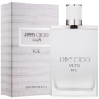 Jimmy Choo Ice Eau de Toilette voor Mannen 100 ml