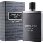 Jimmy Choo Man Intense Eau de Toilette for Men 100 ml