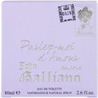 John Galliano Parlez-Moi d'Amour Encore woda toaletowa dla kobiet 80 ml