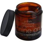 John Masters Organics Shine On stylingový gel pro hladké a lesklé vlasy