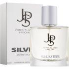 John Player Special Silver toaletní voda pro muže 50 ml