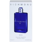 John Richmond X For Man Eau de Toillete για άνδρες 75 μλ
