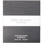 John Varvatos Dark Rebel eau de toilette pour homme 75 ml