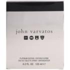 John Varvatos John Varvatos Platinum Edition Eau de Toilette für Herren 125 ml