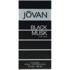 Jovan Black Musk kolínská voda pro muže 88 ml