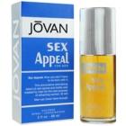 Jovan Sex Appeal Eau de Cologne Herren 88 ml