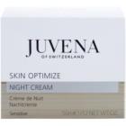 Juvena Skin Optimize krem na noc dla cery wrażliwej