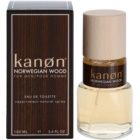 Kanon Norwegian Wood Eau de Toilette für Herren 100 ml