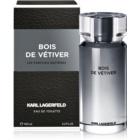 Karl Lagerfeld Bois de Vétiver Eau de Toilette für Herren 100 ml