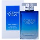 Karl Lagerfeld Ocean View eau de toilette férfiaknak 100 ml