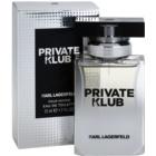 Karl Lagerfeld Private Klub Eau de Toilette für Herren 50 ml