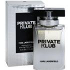 Karl Lagerfeld Private Klub woda toaletowa dla mężczyzn 50 ml