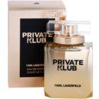 Karl Lagerfeld Private Klub parfumovaná voda pre ženy 85 ml