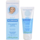 Klorane Bébé hydratační krém na obličej a tělo
