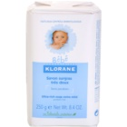 Klorane Bébé sabonete sólido para crianças