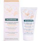 Klorane Hygiene et Soins du Corps creme depilatório calmante para rosto e zonas sensíveis