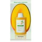 Klorane Mango vyživujúci šampón pre suché vlasy