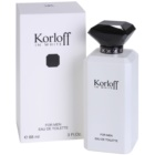Korloff In White Eau de Toilette for Men 88 ml