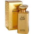 Korloff Lady Eau de Parfum voor Vrouwen  88 ml