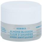 Korres Almond Blossom krem nawilżający do skóry tłustej i mieszanej