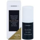Korres Black Pine crema para contorno de ojos con efecto lifting antiarrugas
