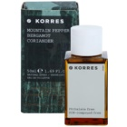 Korres Mountain Pepper, Bergamot & Coriander woda toaletowa dla mężczyzn 50 ml