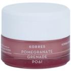 Korres Face Pomegranate hydratační krém-gel pro redukci kožního mazu pro smíšenou a mastnou pleť