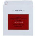 Korres Face Wild Rose rozjasňující a hydratační krém pro smíšenou a mastnou pleť