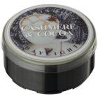 Kringle Candle Cashmere & Cocoa čajna sveča 35 g