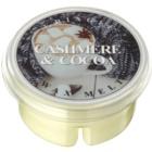 Kringle Candle Cashmere & Cocoa tartelette en cire 35 g