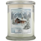 Kringle Candle Cozy Cabin vonná svíčka 411 g