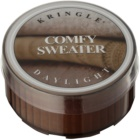 Kringle Candle Comfy Sweater vela de té 35 g